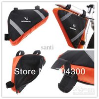 Wholesale Bicycle Bike Bag Front Frame Head Pipe Triangle Bag Pouch Sport