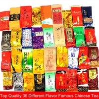 herbal tea gifts - TOP New Different Flavors slimming Tea Chinese Including Oolong Puer Milk Herbal Flower High Quality Gift g