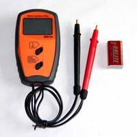 ac impedance meter - Portable Digital Battery Internal Resistance Voltmeter SM8124 Voltmeter of Internal Battery Resistance Battery Impedance Meter Tester