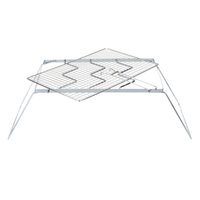 Wholesale Outdoor BBQ Grills Portable Folding Stainless Steel BBQ Grills Wire Mesh Detachable Barbecue Grill Net Camping Traveling order lt no track
