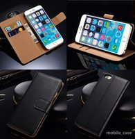 Wholesale Luxury PU Leather Credit Card Holders Wallet Stand Flip Case For iphone i6 s Plus S S C S Galaxy Grand Prime S6 S6 Edge S7 edge S7