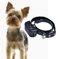Wholesale Waterproof Dog Training Collar LV Level Shock Vibrate Remote Training Collar Clickers for Dog Training DTC N