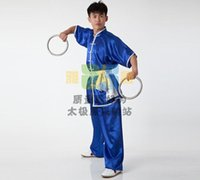 best yarn brands - best quality of tai chi clothing brand Yaxin boxing tai chi clothing stretch yarn Wushu performance clothing