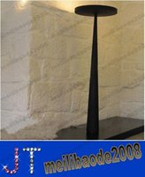 Wholesale Equilibre Fluorescent Floor Lamp Modern Minimalist Black White Orange Red Stainless Steel Floor Lamp Dining Room Light Dia MM MYY13732