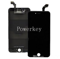 Wholesale NEWEST Best A Quality LCD Display With Touch Screen Digitizer Assembly Black white For iPhone PLUS