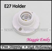 Wholesale e27 socket for led bulb lamp holder USD