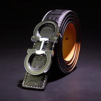 brand designer belts - Hot sales top fashion designer brand Belt for men retro Belt Casual Men s luxury belts Send gifts