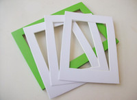 Wholesale Paperboard frame a3 a4 inch photo frame cardboard can be customized
