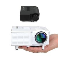 av theaters - S5Q Mini P HD Multimedia LED Projector Home Theaters AV VGA HDMI USB SD Card AAAEII