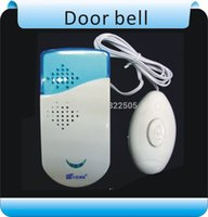 Wholesale High quality music wired doorbell electronic doorbell home doorbell M cable doorbell music di dong