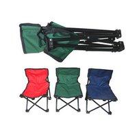 Wholesale Quality waterproof Oxford cloth face backrest folding Garden Chair outdoor beach sunbath picnic fishing stool