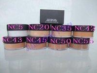 Wholesale 10 Pieces New Arrival Brand makeup Sheer Loose Poudre Libre Diaphane loose Powder g
