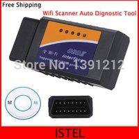 auto dignostic - New Hot Wifi Scanner ELM327 OBDII Wifi OBD2 Auto Dignostic Tool Support Andriod IOS and Windows