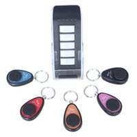 Wholesale 5 in Remote Wireless Key Pet Cat Bag Wallet Finder Receiver Alarm Locator