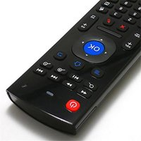 Wholesale Fly Air Mouse MX3 GHz Wireless Keyboard Remote Controller Somatosensory IR Learning Axis without Mic for Laptop Android TV Box