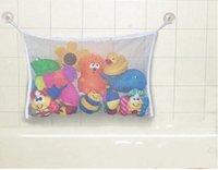 Wholesale Kids Baby Bath Tub Toy Bag Hanging Organizer Storage Bag Large x cm pieces
