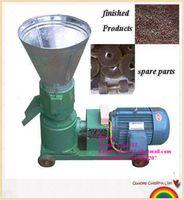 chicken feed - Flat Die Chicken Animal Feed pellet press machine sawdust wood pellet mill