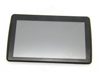 Wholesale 7 inch tft lcd car gps navigation system navigator gb sat nav uk eu