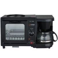 Wholesale Coffee machine ys ot0508d breakfast bar oven multifunctional household three in