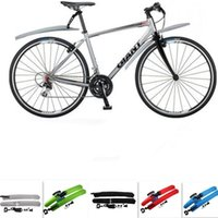 Wholesale New Cycling Mountain Bicycle Bike Front Rear Mud Guards Mudguard Fender Set