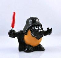 auctions tv - Star War Mr Potato Head Darth Vader Auction FIGURE Child Boy Toy Xmas ZX76