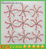 bulk order - Baseball Bow Forms Priced Indiv Bulk Orders welcomed Baseball Covers Skins only Crafters or to use for Baseball Theme Party