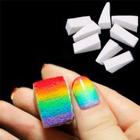Wholesale New Arrivals As A Set Womens Nail Art Sponge DIY Manicure Supplies T222