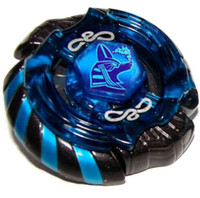 Wholesale 1pcs Beyblade Metal Fusion Mouse over image to zoom Beyblade Mercury Anubis Anubius Black Blue Legend Version Limited Edition WBBA Beyblad