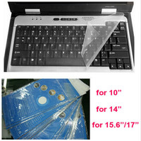 laptop protective film - ArielBaby New With OPP Bag Ultra Thin Protective Silicone Keyboard Film Cover for quot quot quot quot Laptop Notebook High Quality in Stock