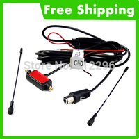 active tv antenna - 10Pcs Car IEC Active antenna with built in amplifier for digital TV FD J