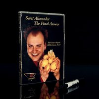alexander dvd - the Final Answer Bill in Lemon Magic Gimmick Props DVD by Scott Alexander magic tricks magic prop