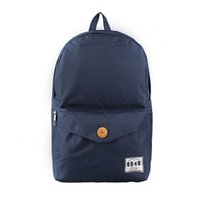 Wholesale High quality new8848 Polyester Candy Color Fashion Navy Women Travel Bags Backpack School Bags for Unisex DYBN0013 D017