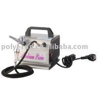 Wholesale off per order TNT AC mini air compressor Portable Airbrush Compressor for tatoo painting DH176