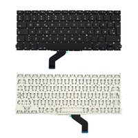 Wholesale Laptop Danish Keyboard without Backlit Replacement Parts for Apple Macbook Pro inch Retina A1425 Late Early Keyboard A1425