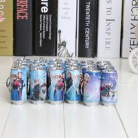 Wholesale 24pcs High quality Frozen Cola pen Ice and snow princess Animated cartoon of coke