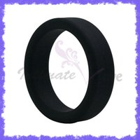 cock ring - Smooth Touch Silicone Time Delay Penis Rings Cock Rings Male Adult Products Sex Toys