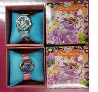 Wholesale My Little Pony Cartoon Wristwatch Kids Lovely Fashion Watches Children Watch With New styles watches