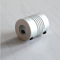 Wholesale New mm Diameter x10 mm CNC Aluminum Motor Shaft Couplings High Quality GM X25 Motor Couplings