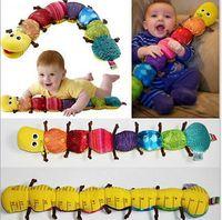 Wholesale Lamaze Musical Inchworm plush baby toys Educational toy
