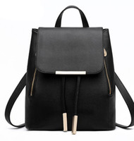 Wholesale Backpacks Lash Package Designer Backpacks Women Laptop Backpack Fashion Lady Handbags School Bags Bucket Leather Backpack Style