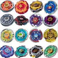 Wholesale Hot Sale Styles Can choose kids game toys Beyblade Metal Fusion D System LOOSE Battle Top Set masters