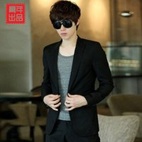 Wholesale The Men s New Spring Suits Thin Slim Small Suit Jacket