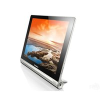 Wholesale competitive Lenovo YOGA tablet B8000 quot Android MT8125 MT8389 IPS Quad core GB Tablet PC G WCDMA WiFi Bluetooth GPS