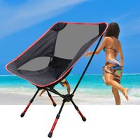 Wholesale Super Light Breathable Backrest Folding Chair Portable Outdoor Beach Sunbath Picnic Barbecue Party Fishing Stool