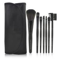 Wholesale 2015 HOT Professional Makeup Brush Set tools Make up Toiletry Kit Wool Brand Make Up Brush Set Case PY