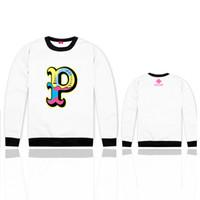 Cheap hip hop roller skateboards men's clothes sweater fleece pink dolphin billionaire boys club