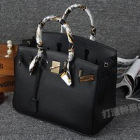 Wholesale women luxury handbag brand h tote classic gold lock lady s shoulder bag genuine leather star model brand handbag women bag