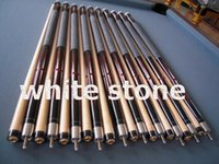 Wholesale 3pcs economy cue jointed oz Pool cue two piece cue American Pool Cue