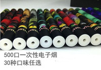 Wholesale 30 Fruit flavor puffs E Shisha Vape E Hookah pens Disposable Hookah electronic cigarette shisha