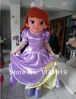 Cheap TV & Movie Costumes sofia mascot Best other other princess mascot